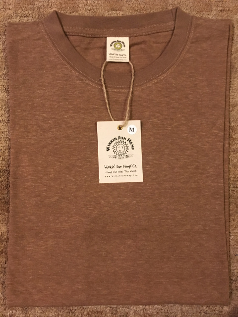 5fe263a264dc Mens Hemp T-Shirt